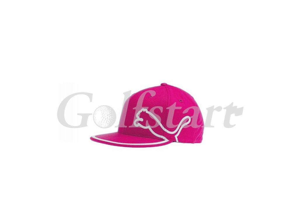 Pánská čepice PUMA růžová S/M