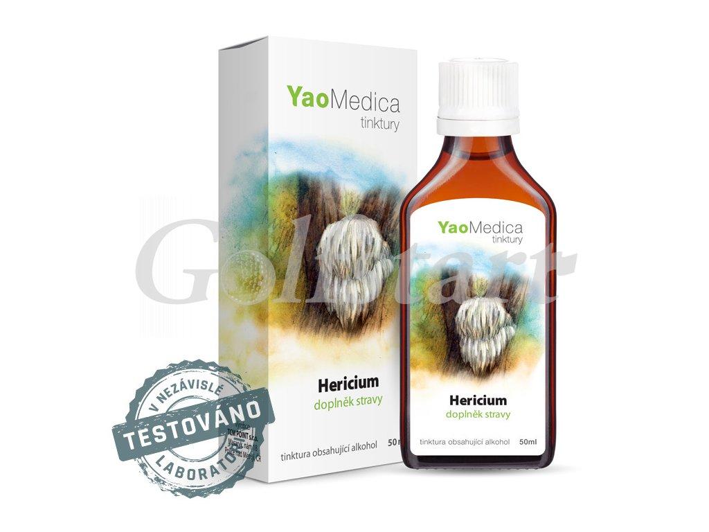 Hericium 50ml - tinktura z čínských bylinek