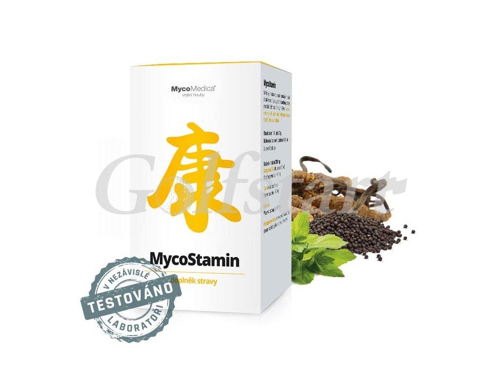 MycoStamin v optimální koncentraci 180x 63g