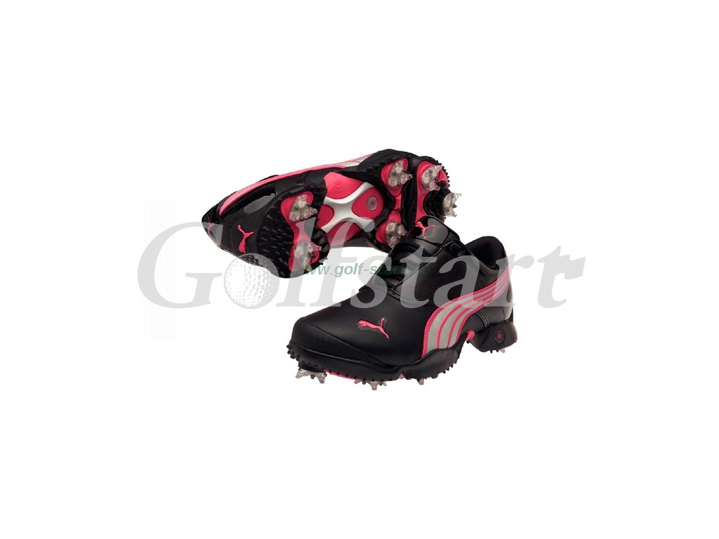 Puma dámské golfové boty Jigg - černé
