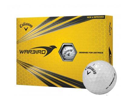 Callaway Warbird golfové míče bílé