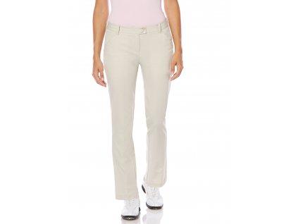 Callaway Solid Pant dámské golfové kalhoty bílé