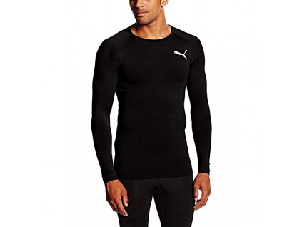 Puma base layer CR Tech černý