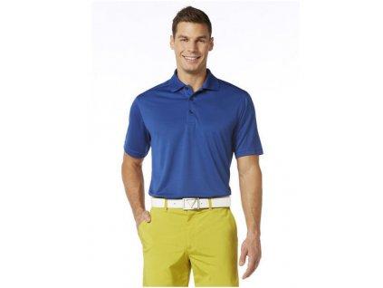 Callaway Poly Polo pánské golfové tričko  modré