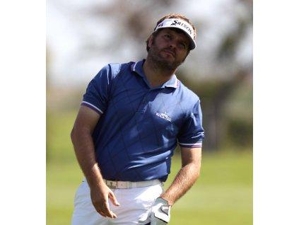 BackTee pánské golfové tričko CoolPlus - tmavomodré XL