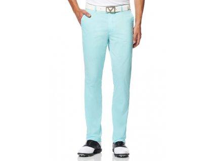 Callaway Chino Technical golfové kalhoty SlimFit - light blue