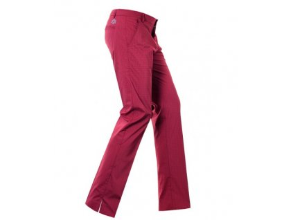 Puma plaid tech style pant- pánské kostkované kalhoty