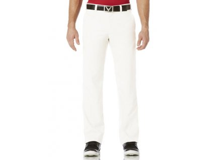 Callaway Chev Featherweight pánské kalhoty bílé