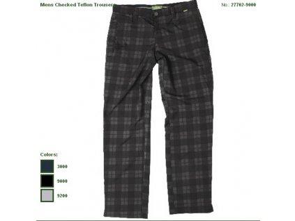 BackTee pánské golfové kalhoty /TEFLON/- černá