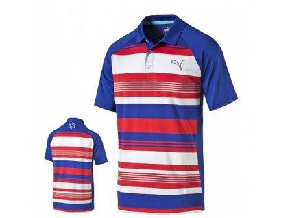 Puma Junior Roadmap Polo - chlapecké golfové tričko