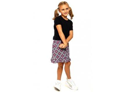 Golftini Girl Starstruck Tech dívčí golfová sukně