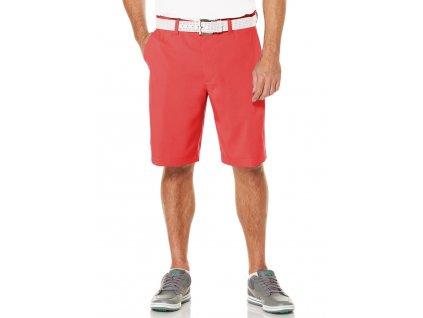 Callaway Chev Tech short pánské golfové kraťasy červené