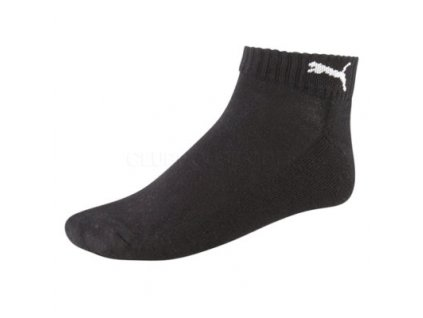 Puma pánské golfové ponožky Sport Low Cut černé 3 páry