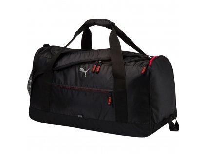 Puma Duffel Bag sportovní taška černá