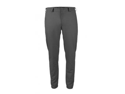 Tony Trevis pánské goflové kalhoty antracitové