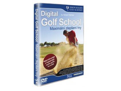 DVD Digitální škola golfu - Maximální zlepšení hry
