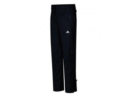 Pánské golfové kalhoty do deště Adidas  černé