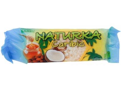 Naturka Caribic BIO (snack) 30 g