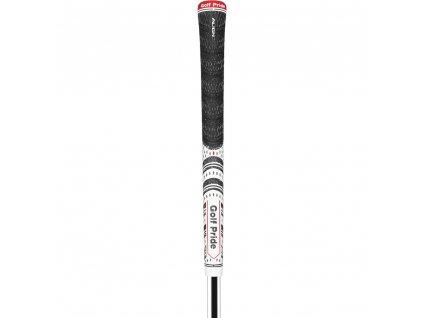 Golf Pride MCC Align grip midsize černobílý