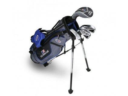 US KIDS Golf dětský golfový set pro kluka 6 let RH