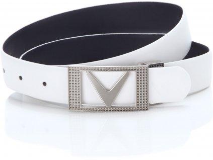 Callaway Reversible dámský golfový kožený pásek bílý