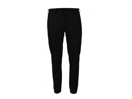Tony Trevis pánské goflové kalhoty SlimFit černé