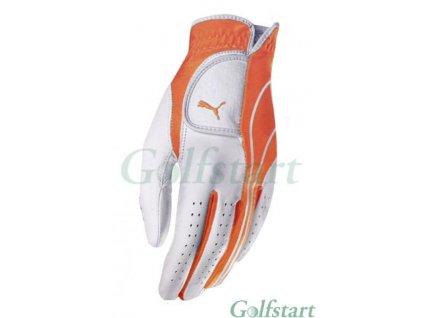 Puma glove wht org