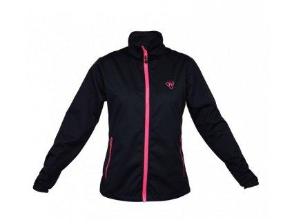 Tony Trevis dámská golfová bunda do větru a deště černá