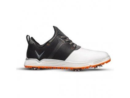 Callaway Apex Lites pánské golfové boty bílo černé