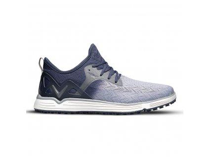 Callaway Apex Lite pánské golfové boty stříbrno modré