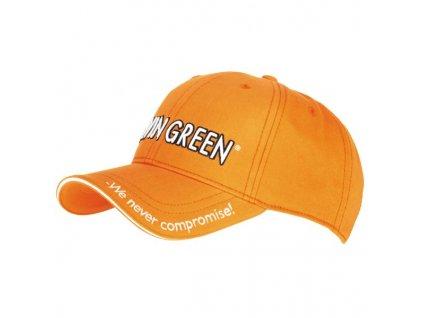 Galvin Green Slater golfová čepice oranžová