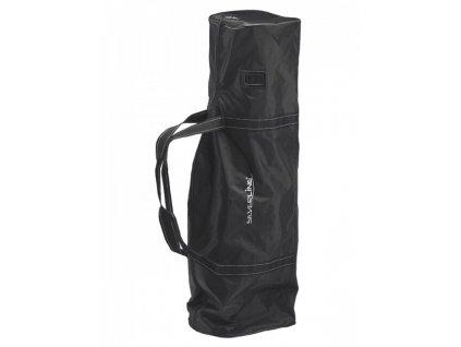 Silverline cestovní vak na celý bag i s holemi černý