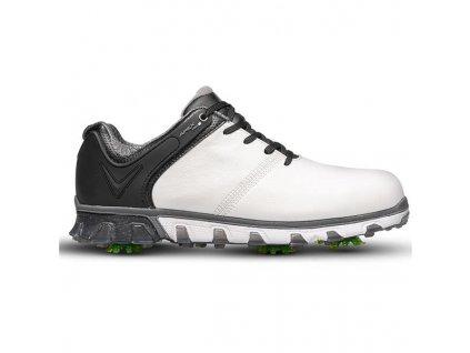 Callaway Apex PROS pánské golfové boty bílo černé