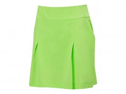 Callaway dámská golfová sukně 18 All Day zelená