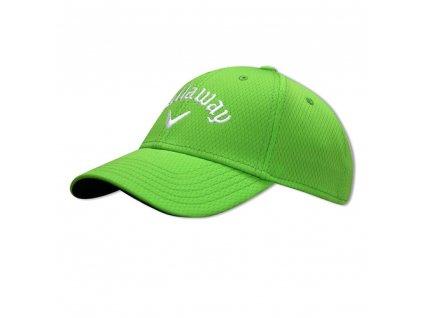 Callaway dámská golfová čepice zelená
