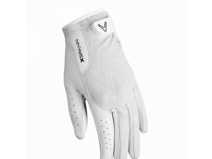 Callaway dámská rukavice  X-SPANN - bílá