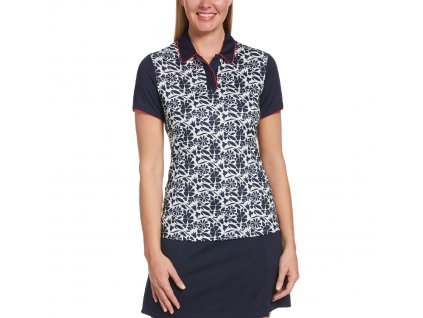 Callaway dámské tričko Tropical floral