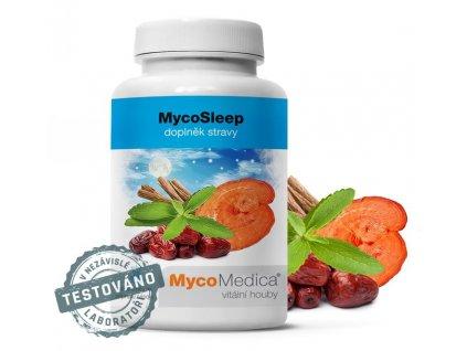 MycoSleep v optimální koncentraci 90g