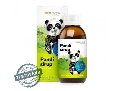 Mycomedica - Pandí sirup 200ml