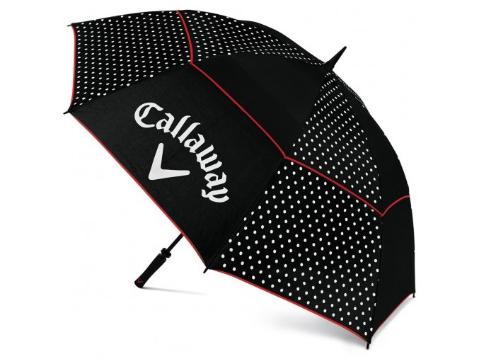 up town umbrella blk wht