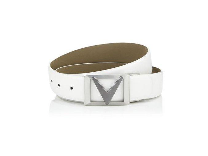 cw belt white