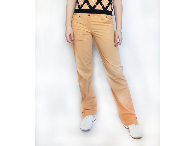 BackTee pant peach2
