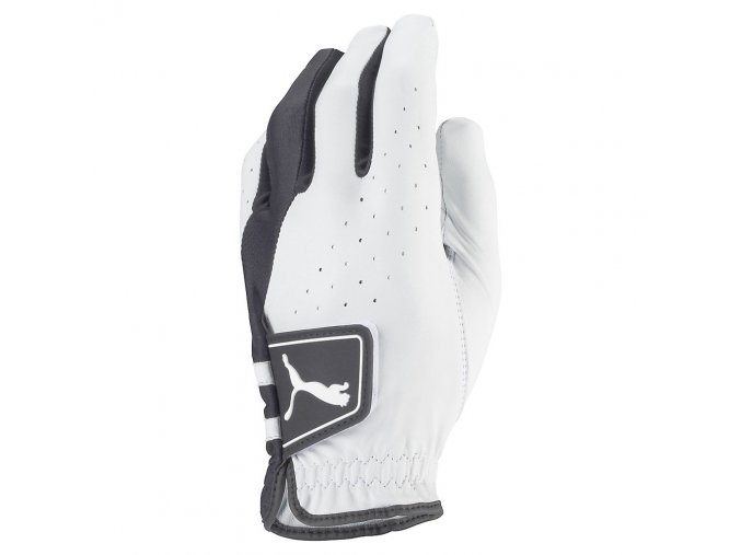 Puma Pro Formation pánská golfová rukavice bílo šedá