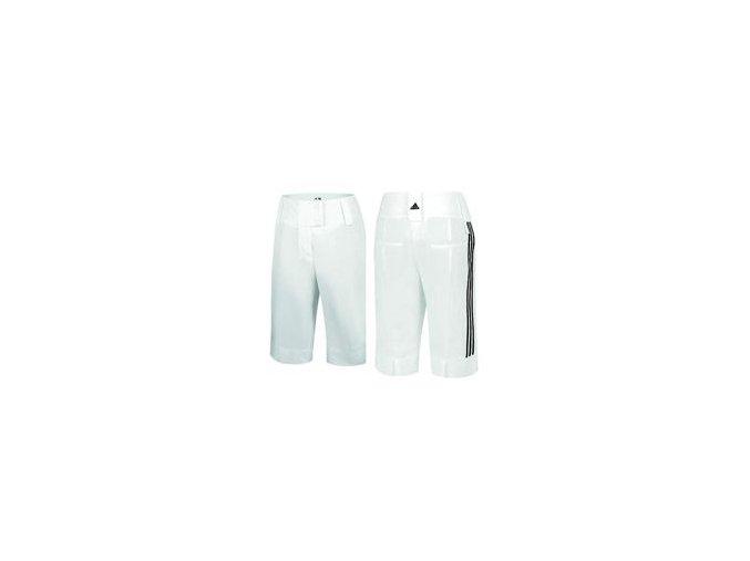 Adidas dámské golfové kraťasy - bílé