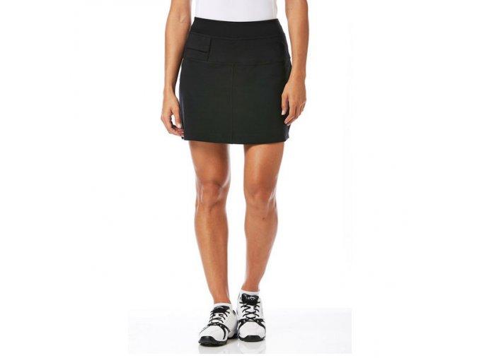 Callaway Tailored dámská golfová sukně černá