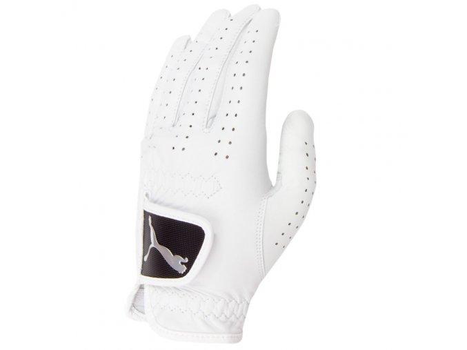 Puma PRO Performance Tour golfová rukavice bílá
