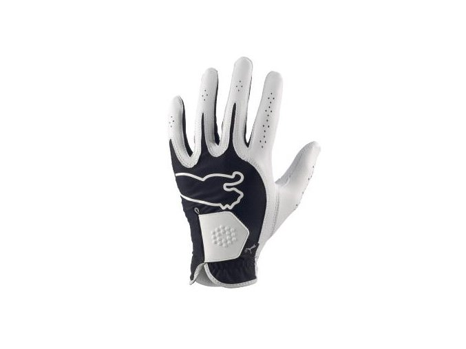 Puma pánská kožená golfová rukavice - černá