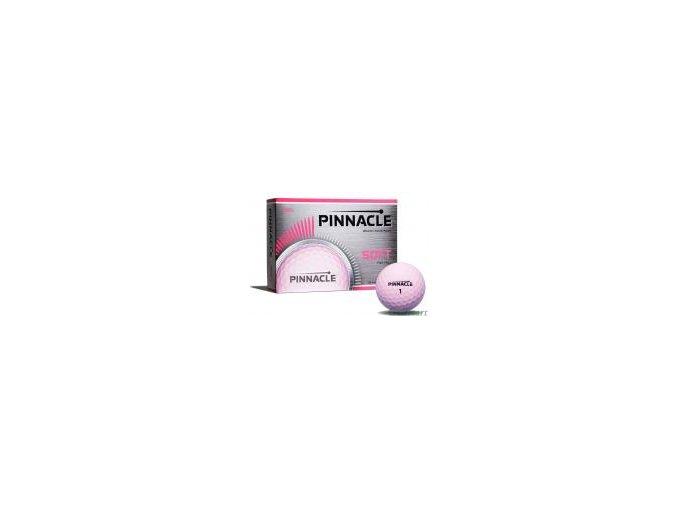 Pinnacle SOFT PINK golfové míče