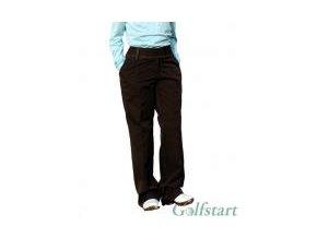 Adidas dámské golfové kalhoty -černé