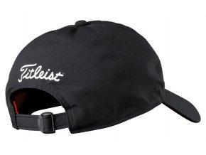 Titleist STADRY golfová čepice do deště černá